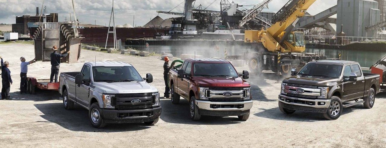 2018 Ford F-Series Truck lineup in Huntley, IL