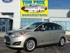 Pre-Owned 2016 Ford C-Max Energi SEL Hatchback 1FADP5CU7GL103035 for sale in Huntley, IL