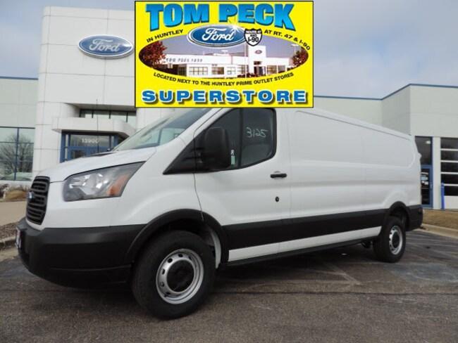 New 2019 Ford Transit Commercial Cargo Van Van Low Roof Cargo Van for sale/lease Huntley, IL
