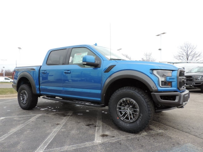 Ford Raptor Lease >> New 2019 Ford F 150 Raptor For Sale Lease In Huntley Il