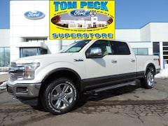 New 2019 Ford F-150 Lariat Truck SuperCrew Cab for sale in Huntley, IL