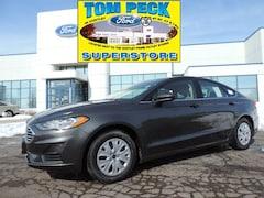 New 2019 Ford Fusion S Sedan for sale in Huntley, IL