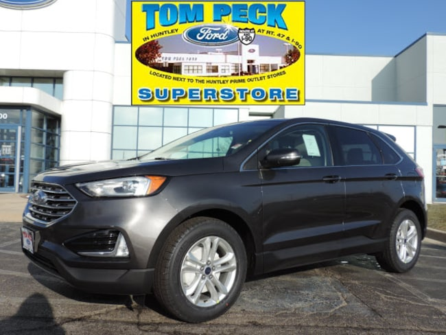 New 2019 Ford Edge SEL SUV for sale/lease Huntley, IL