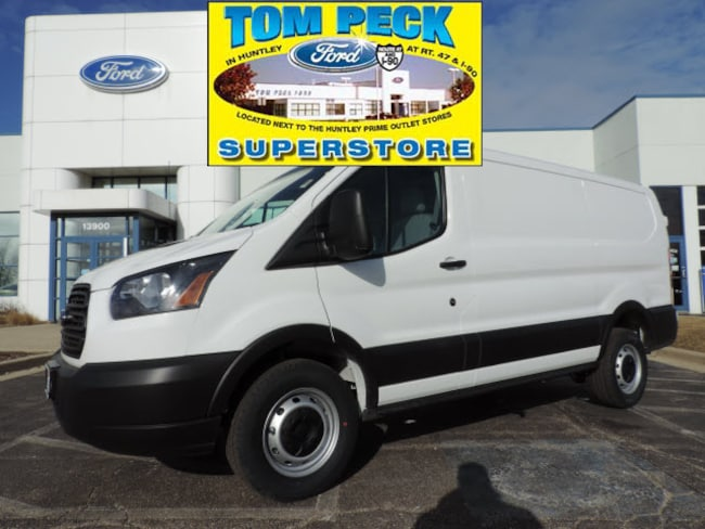 New 2019 Ford Transit-250 Base Cargo Van for sale/lease Huntley, IL