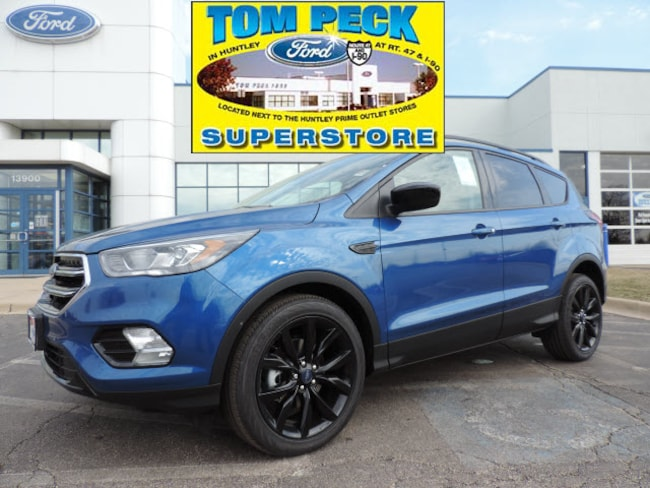 New 2019 Ford Escape SE SUV 1FMCU0GD1KUB50782 for sale/lease Huntley, IL