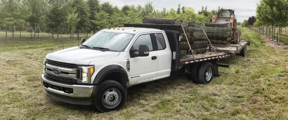 2019 Ford F-450 Chassis Cab