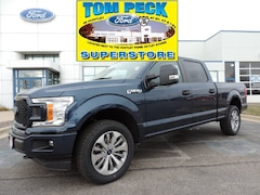 New 2018 Ford F-150 STX Truck SuperCrew Cab for sale in Huntley, IL