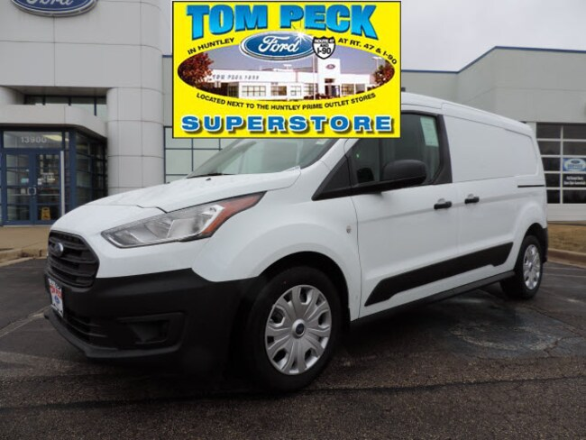 New 2019 Ford Transit Connect XL Minivan/Van for sale/lease Huntley, IL