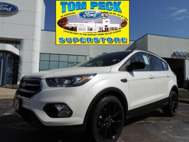 New 2019 Ford Escape SE SUV 1FMCU0GDXKUB50778 for sale/lease Huntley, IL