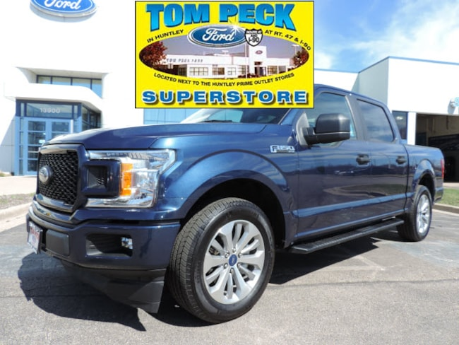 Used 2018 Ford F-150 XL Truck 1FTEW1CP5JKD56680 for sale in Huntley, IL