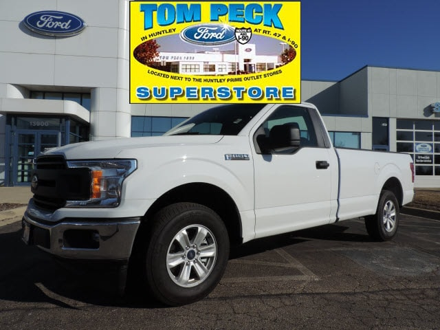 Featured new 2019 Ford F-150 XL Truck 1FTMF1CBXKKC46824 for sale in Huntley, IL