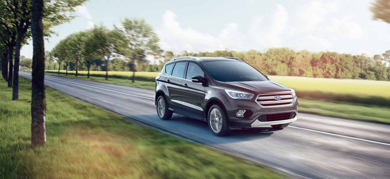 2018 Ford Escape Trim Options in Crystal Lake, IL