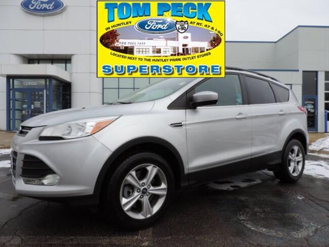 Used 2013 Ford Escape SE SUV for sale in Huntley, IL