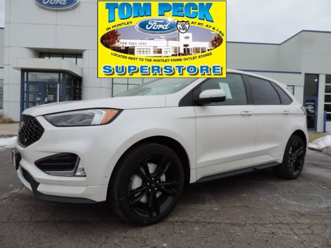 New 2019 Ford Edge ST SUV 2FMPK4APXKBB40629 for sale/lease Huntley, IL