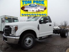 New 2019 Ford Chassis Cab F-350 XL Truck Regular Cab for sale in Huntley, IL
