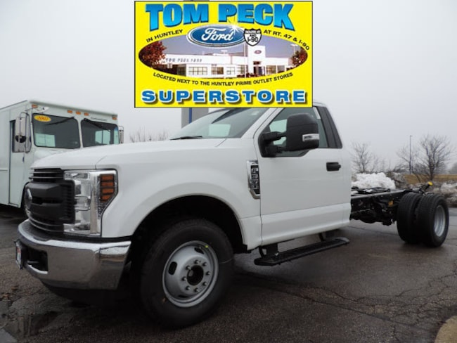 New 2019 Ford Chassis Cab F-350 XL Truck Regular Cab for sale/lease Huntley, IL