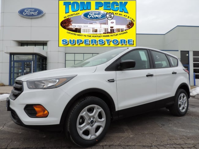 New 2019 Ford Escape S SUV 1FMCU0F77KUB22402 for sale/lease Huntley, IL