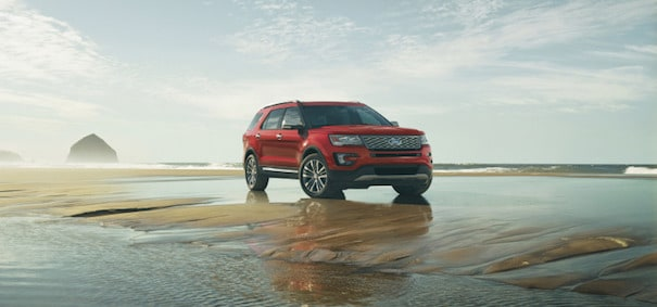 Test Drive a Ford in Huntley, IL