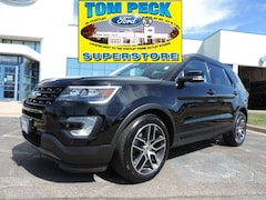 Pre-Owned 2016 Ford Explorer Sport SUV 1FM5K8GT4GGB93846 for sale in Huntley, IL