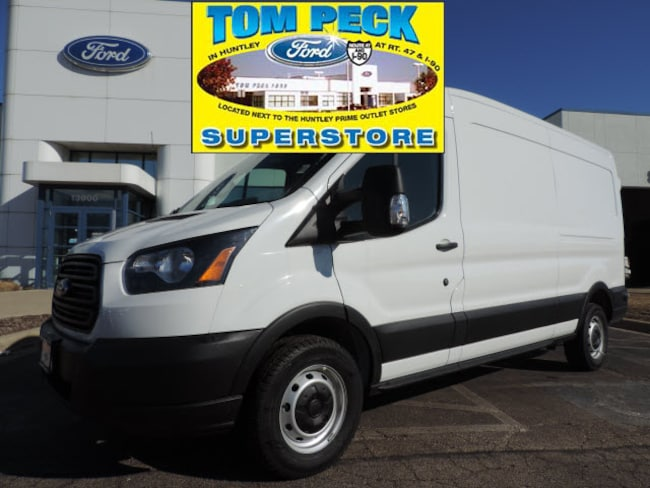 New 2019 Ford Transit-250 Base Cargo Van 1FTYR2CG1KKA27955 for sale/lease Huntley, IL