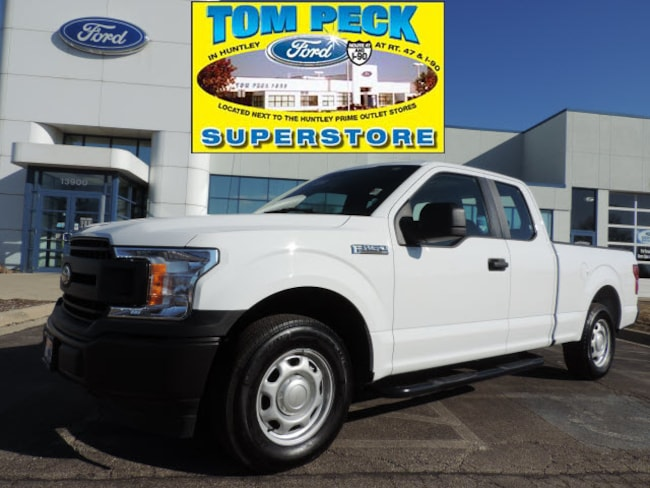 Used 2018 Ford F-150 XL Truck 1FTEX1CB2JKE31448 for sale in Huntley, IL
