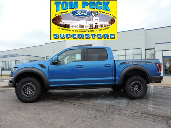 Ford F-150 Raptor For Sale >> New 2019 Ford F 150 Raptor For Sale Lease In Huntley Il