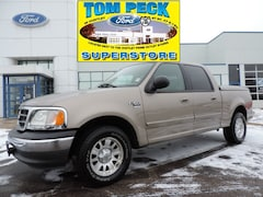2003 Ford F-150 XLT Truck SuperCrew Cab
