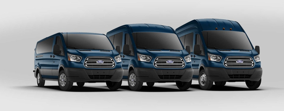 2019 Ford Transit Lineup