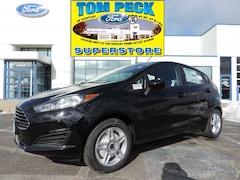 New 2019 Ford Fiesta SE Hatchback 3FADP4EJ9KM110363 for sale in Huntley, IL