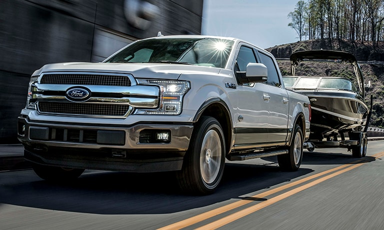 Ford F-150 Specs, F-150s, Deals & Comparisons in Huntley, IL