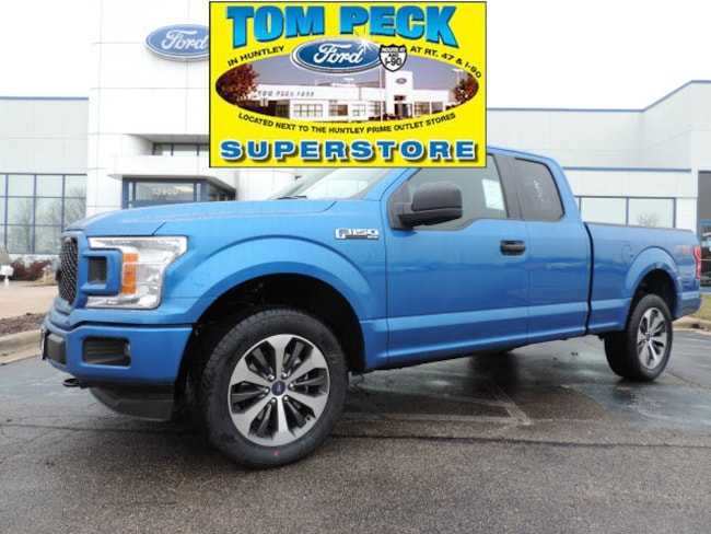 New 2019 Ford F-150 STX Truck for sale/lease Huntley, IL