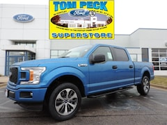 New 2019 Ford F-150 STX Truck SuperCrew Cab for sale in Huntley, IL