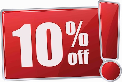 10% Wild Card Discount