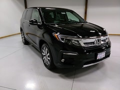 New 2019 Honda Pilot EX-L AWD SUV in Nampa at Tom Scott Honda
