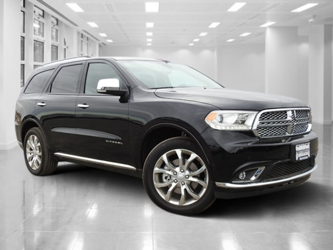 New 2018 Dodge Durango CITADEL AWD Sport Utility Hermiston