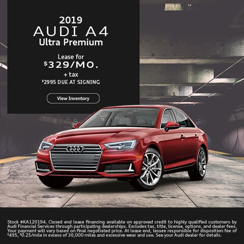 2019 Audi A4 Ultra Premium