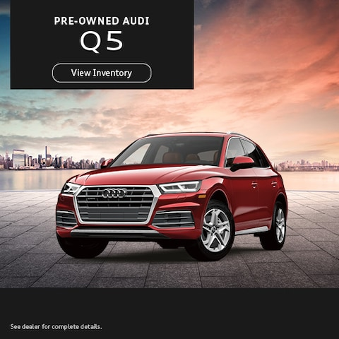 Pre-Owned Audi Q5