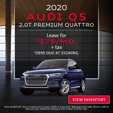 2020 Audi Q5 2.0T Premium Quattro