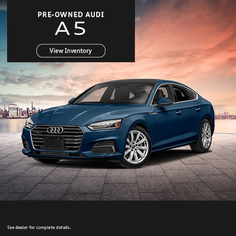 Pre-Owned Audi A5
