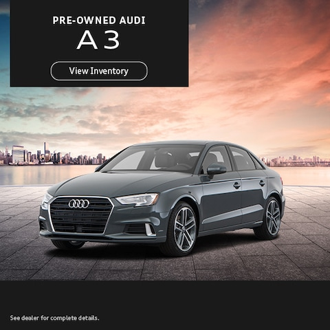Pre-Owned Audi A3