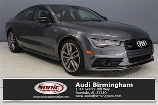 New 2018 Audi A7 3.0T Prestige Hatchback for sale in Birmingham, AL