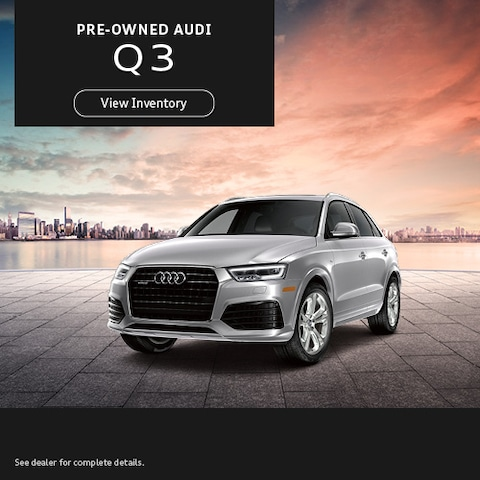 Pre-Owned Audi Q3