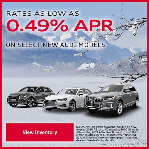 Rates As Low As 0.49% APR