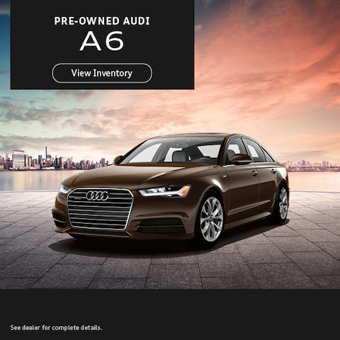 Pre-Owned Audi A6
