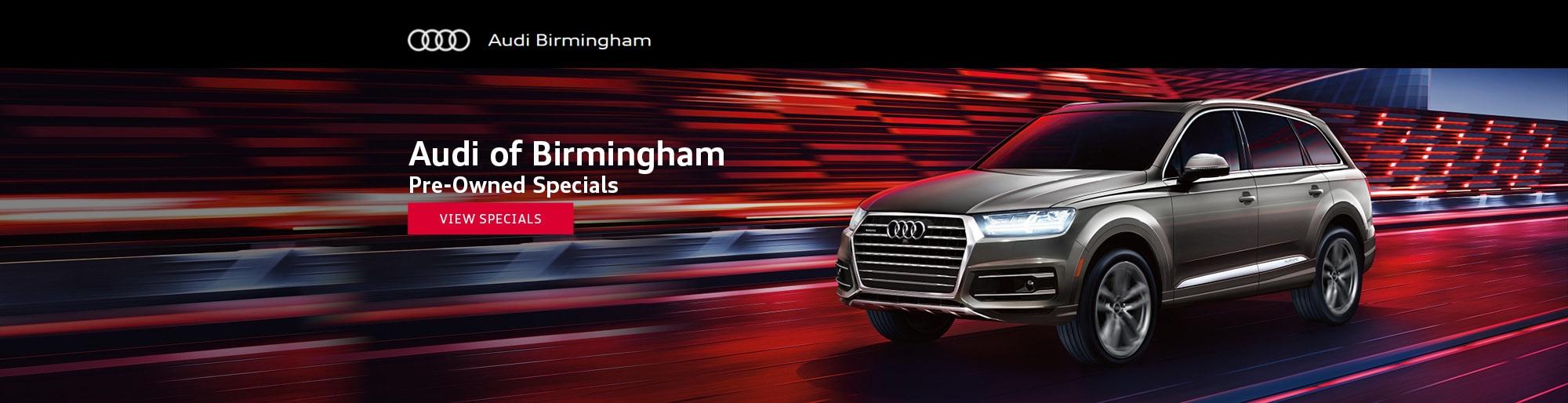 Audi Birmingham Luxury Car Dealership In Irondale Al