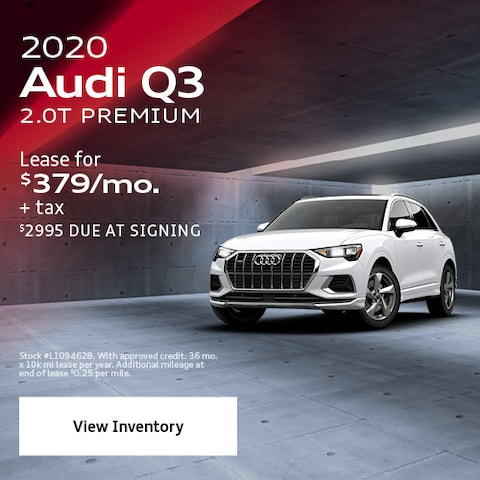 2020 Audi Q3 2.0T Premium