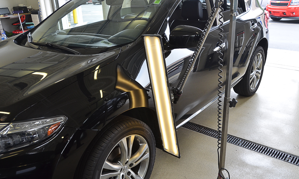 Paintless Dent Repair at #D Dent in Indianapolis