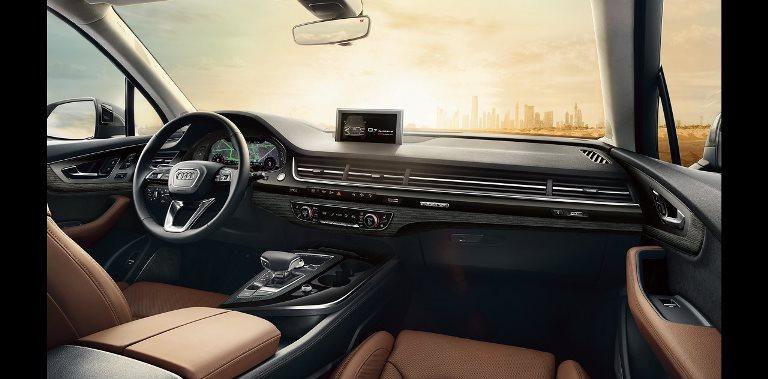 2018 Audi Q7 Dashboard Warning Lights Explained Audi Indianapolis