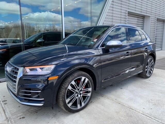 2019 Audi SQ5 3.0T Prestige SUV