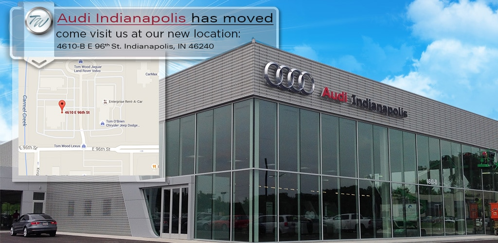 Audi Indianapolis New Audi Dealership In Indianapolis